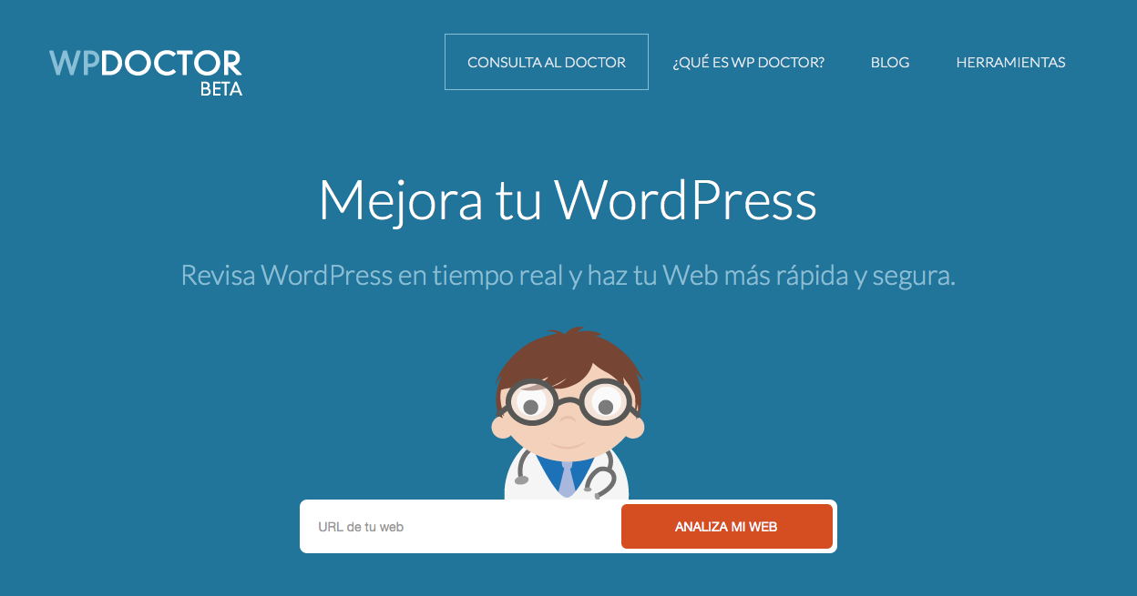 WP Doctor Webempresa